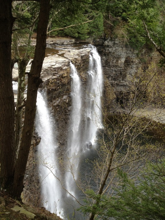 Salmon River Falls- MUST SEE!