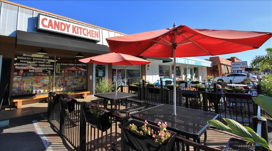 Local Stores - Candy Kitchen