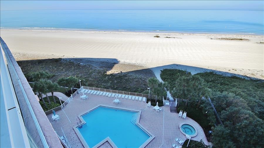 View of Pool & Beach