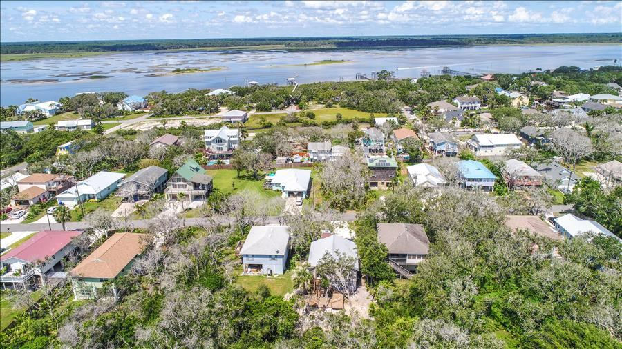 Aerial View of Intracoastal