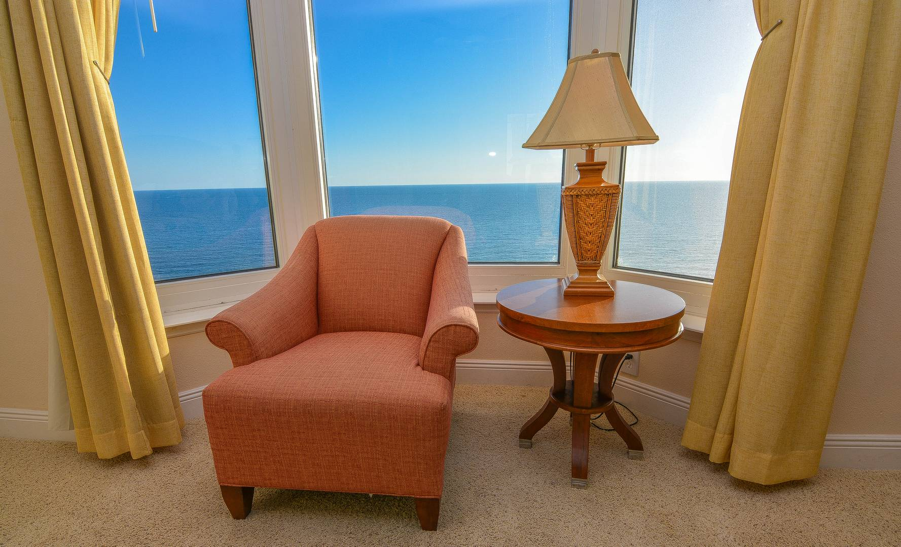 Master Bedroom Reading Chair