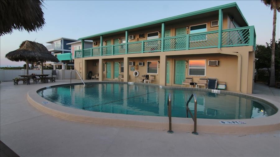 View of Pool & Complex