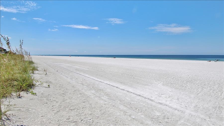 Beach on the Gulf of Mexico