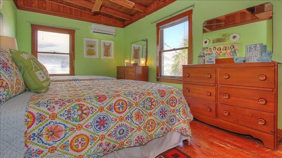 Guest Room with Window Views