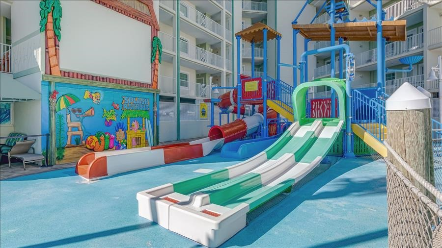 Dry Play Area