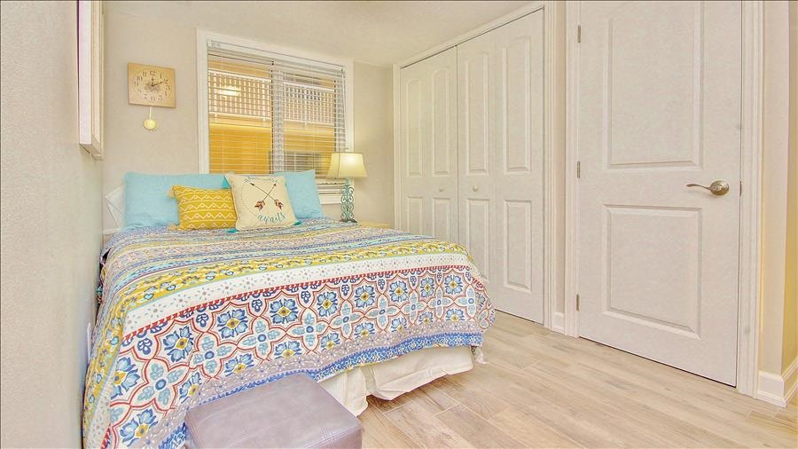 Guest Bedroom & Laundry Room