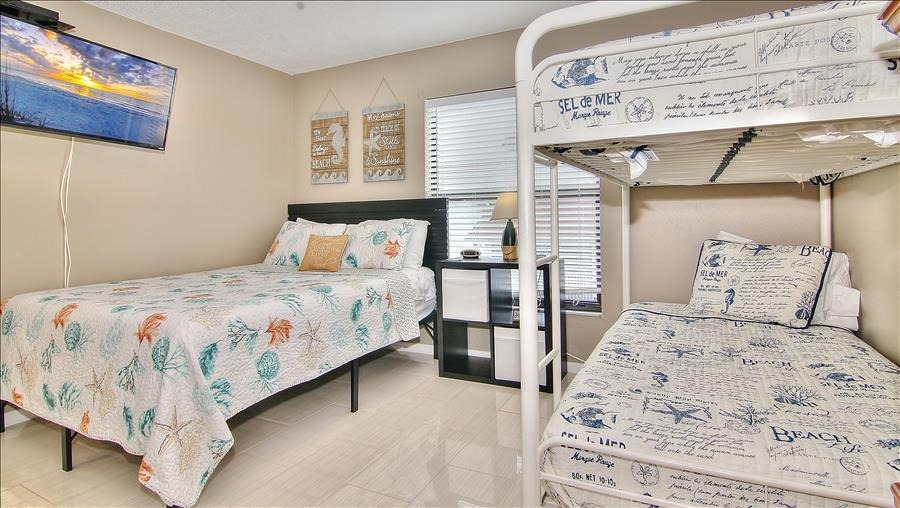 Full View of Guest Room