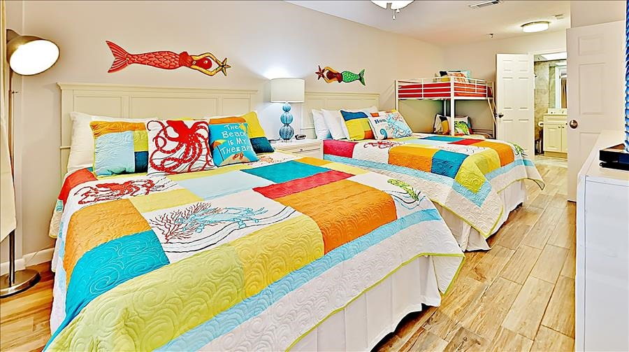 Family Friendly Guest Room