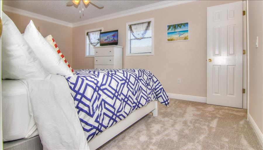Beach Themed Guest Room