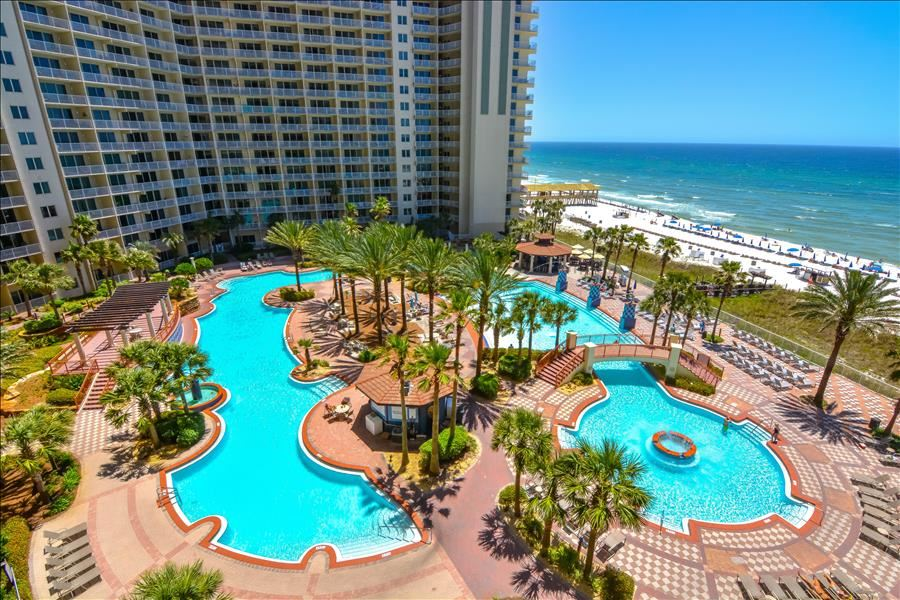 Shores Of Panama 708 Panama City Beach 1 Bedroom 2 Full Bathroom Place To Stay On Vacation 129382 Find Rentals