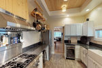 Spacious Kitchen in our Vacation Rental in Truckee, CA