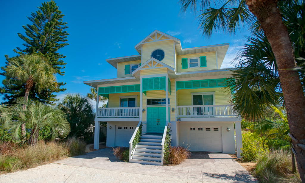 Willow Beach House Vacation For Anna Maria Island Area Florida
