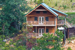 Swimming in Seclusion Sevierville Tennessee The Cabin Rental Store