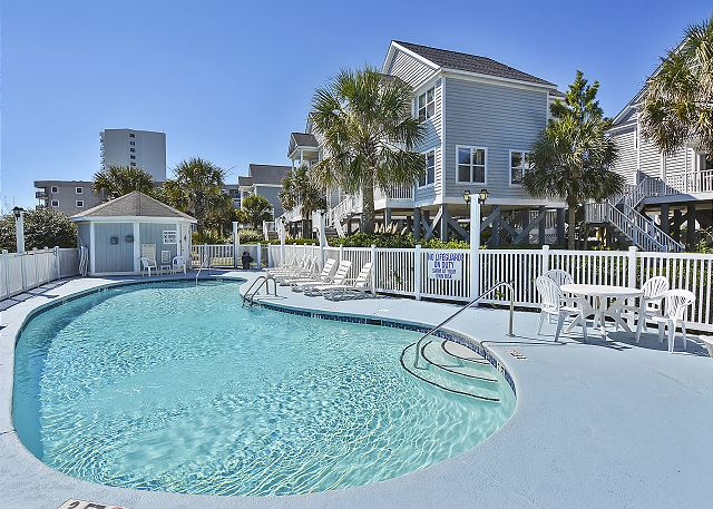 Worth The Wait Garden City Beach 4 Bedroom 3 Full Bathroom Place To Stay On Vacation 103666 Fr