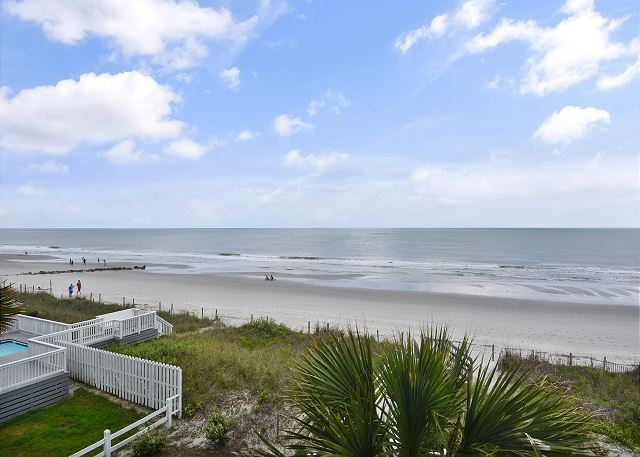 The Big Chill 7 Bedrooms Vacation House Rental Garden City Beach Sc 116880 Fr