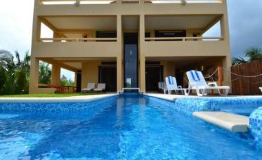 Playa Del Carmen Vacation Homes with a pool