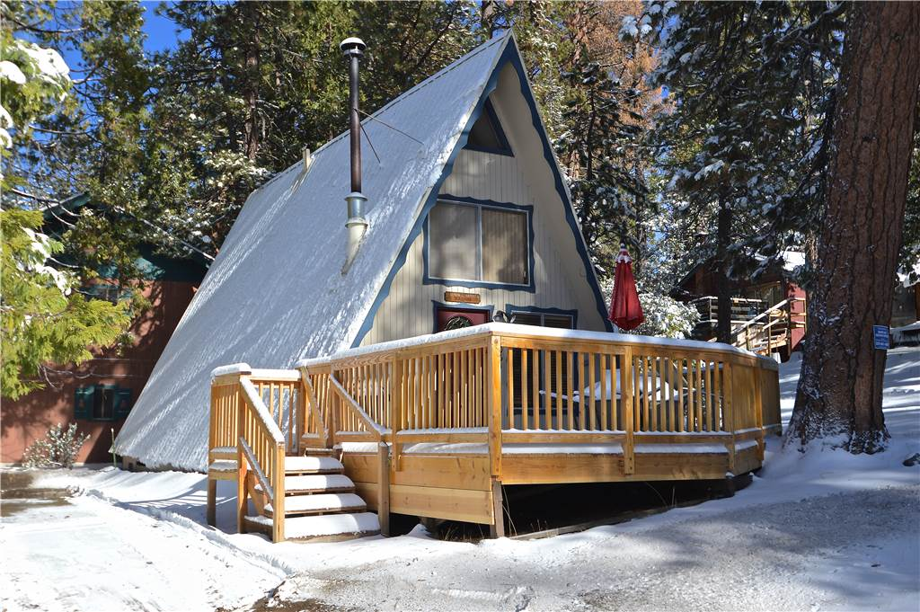 Mozdir Cabin Shaver Lake 2 Bedroom 1 Full Bathroom Place To Stay On