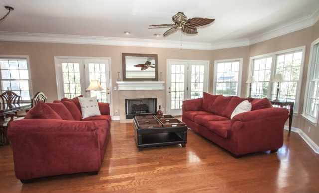 St Simons family vacation home with 4 bedrooms