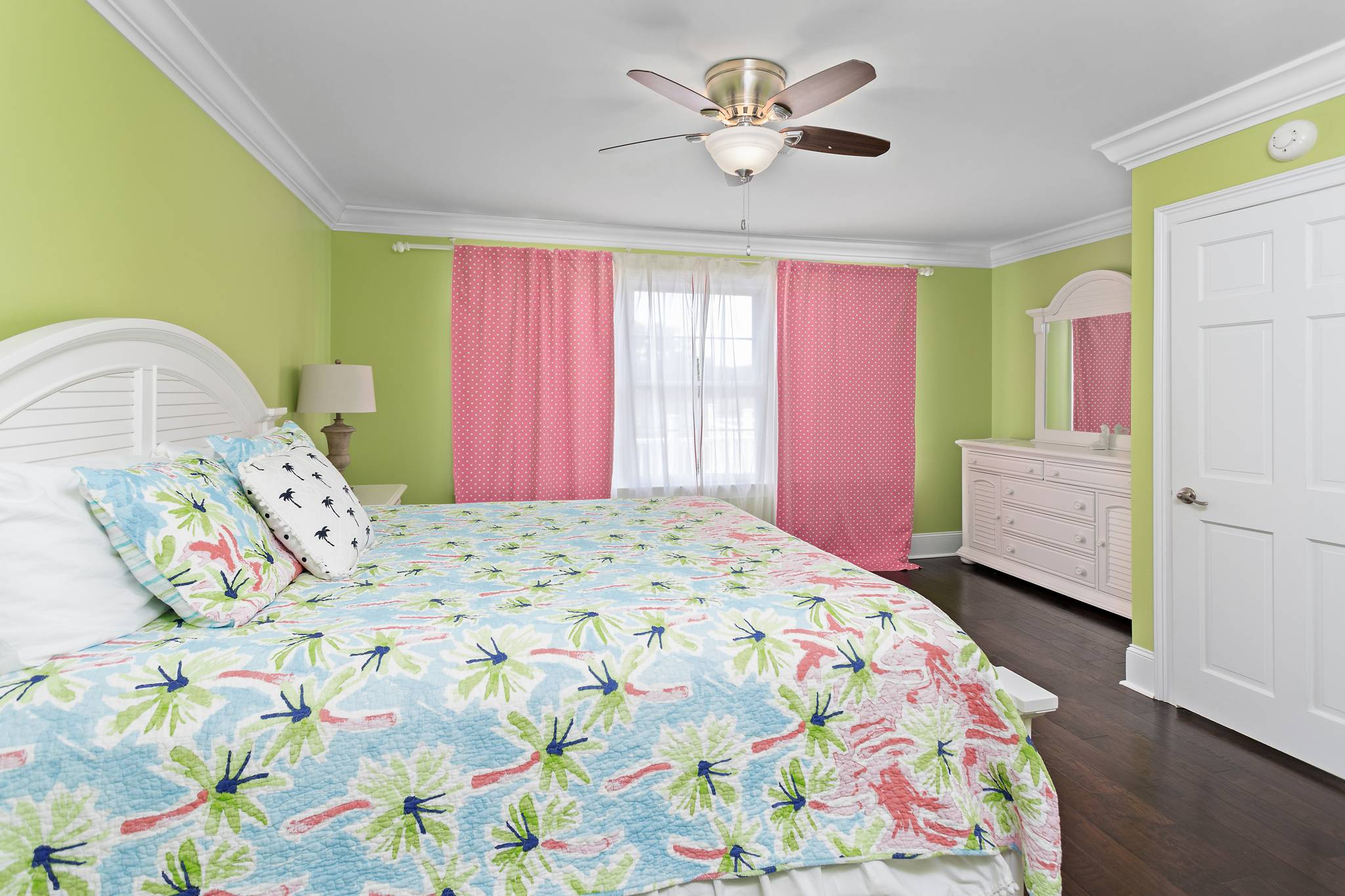 Bedroom at 154 Gould St on St Simons Island