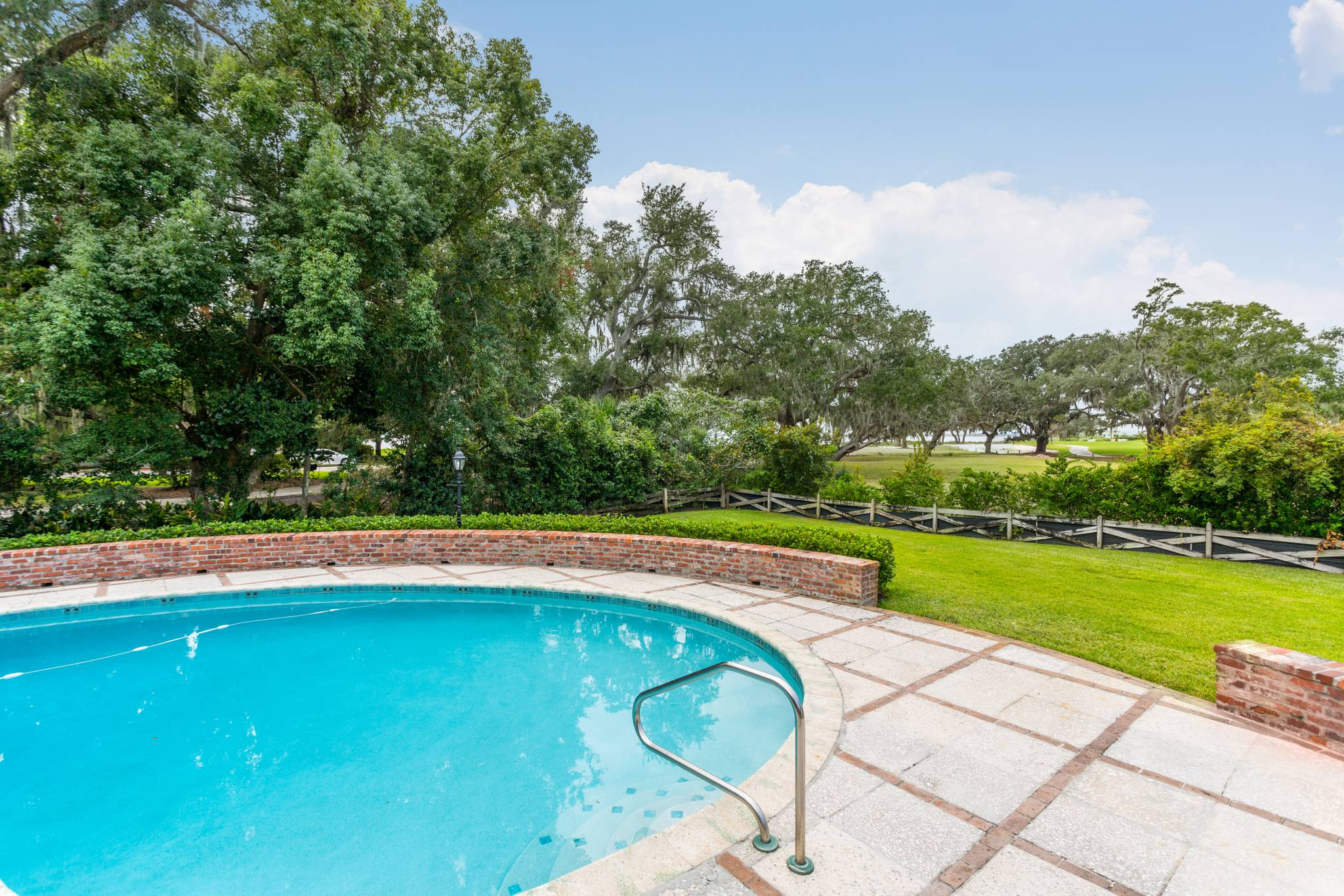 Private Pool at 154 Gould St on St Simons Island