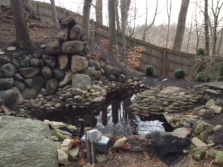 Grotto and Japanese Garden