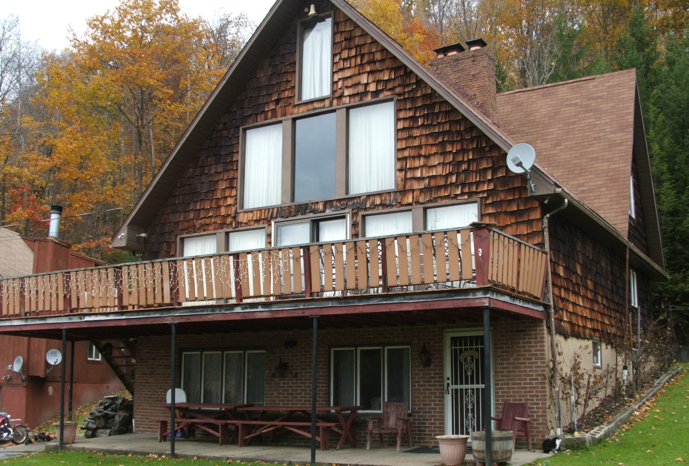The Sugar Chalet in Ellicottville