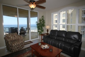 3 bedroom beach front vacation rental on Perdido Key, FL