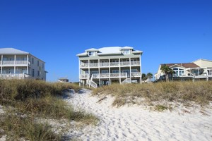 Perdido Key large 6 bedroom oceanfront vacation home