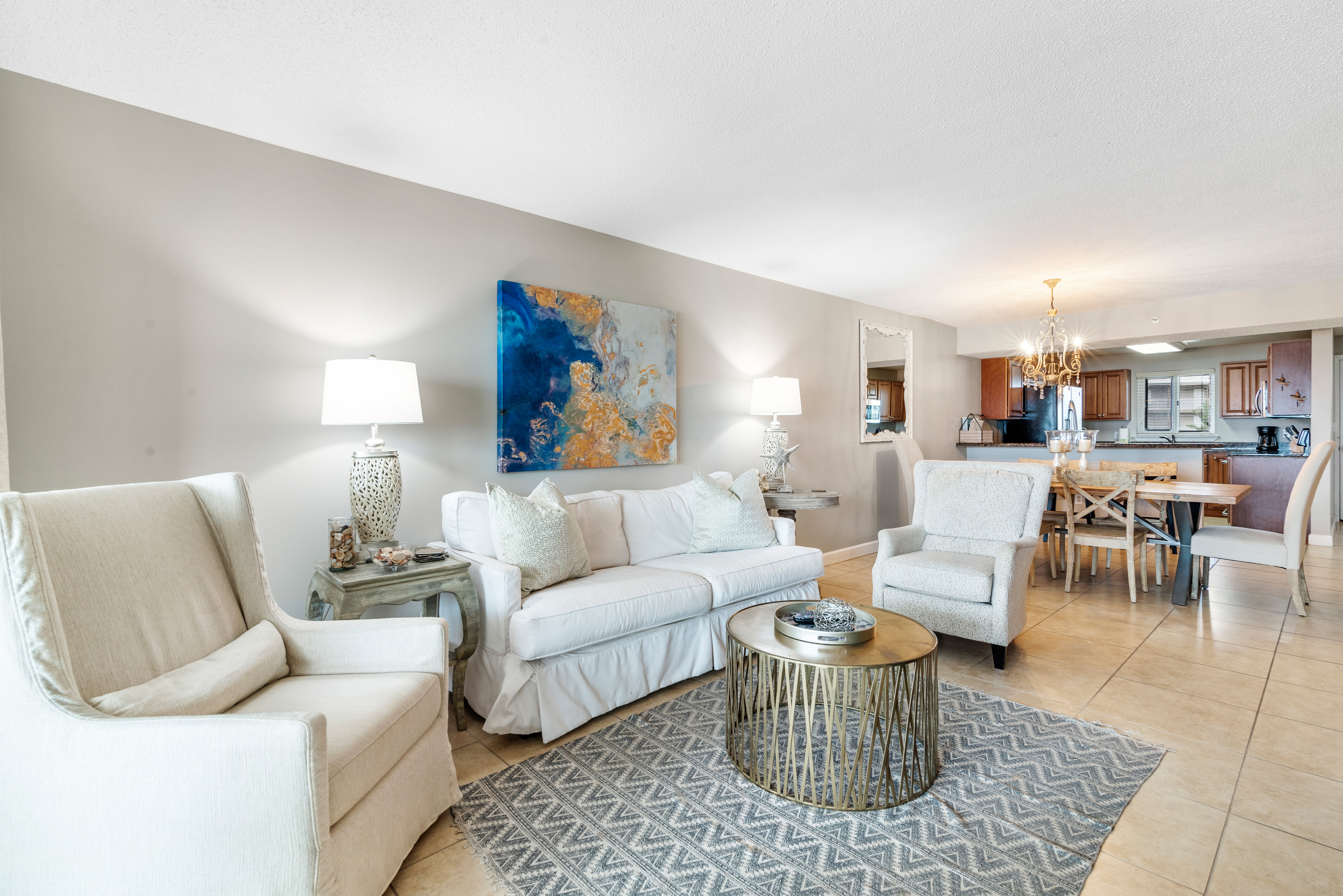 Oceanfront condo rental in Perdido Key with 2 bedrooms