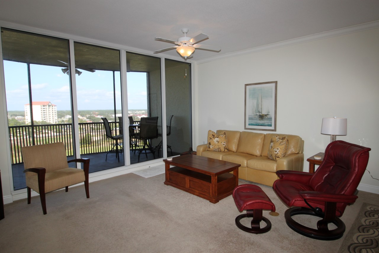 Golf in Perdido Key and stay at this resort condo with 3 bedrooms