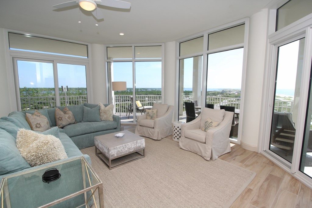 Luxury Ocean Front condo rental in Perdido Key, perfect for families