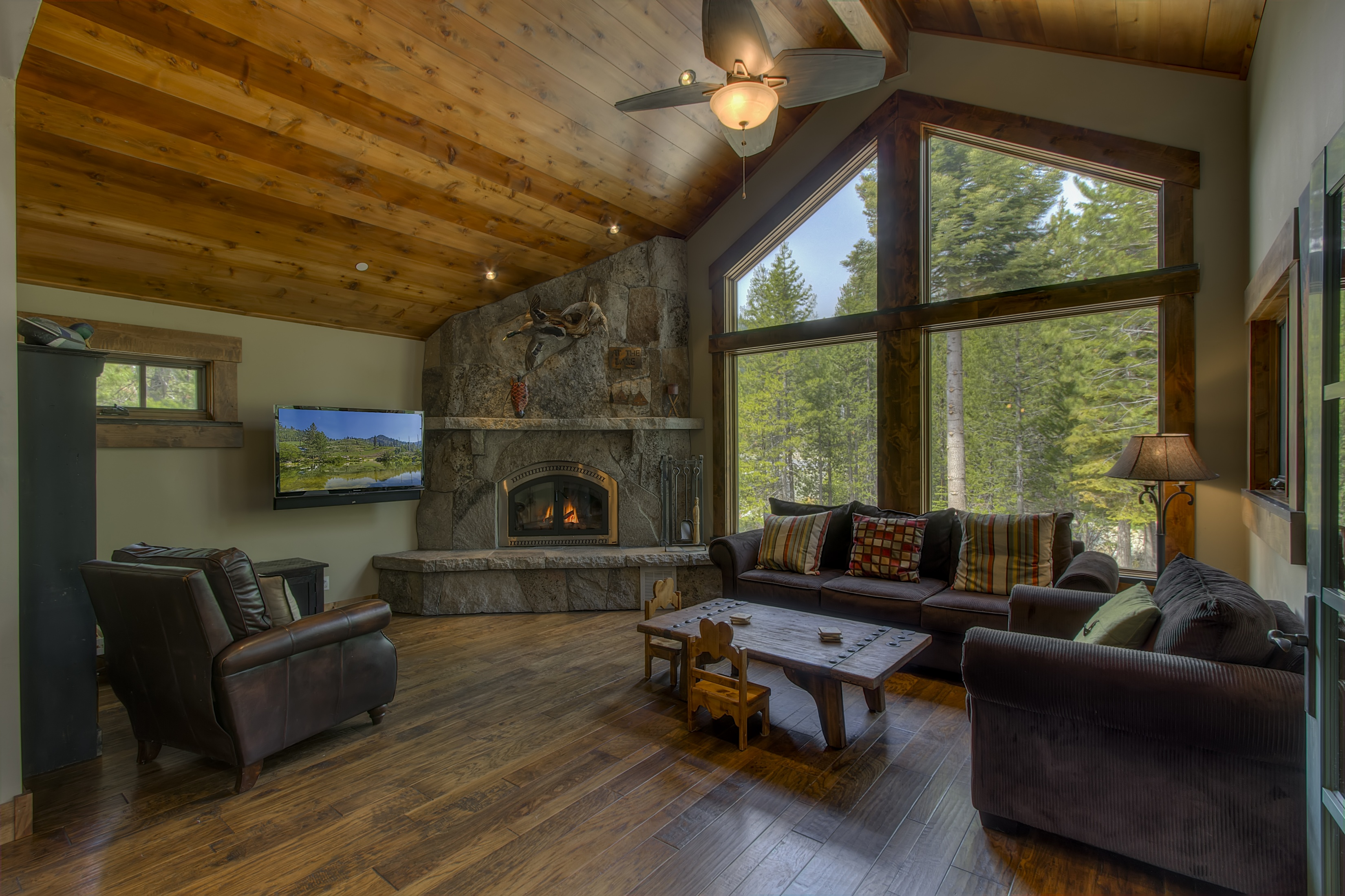 Tall Pines Lodge At Squaw Valley - Recently Built ...