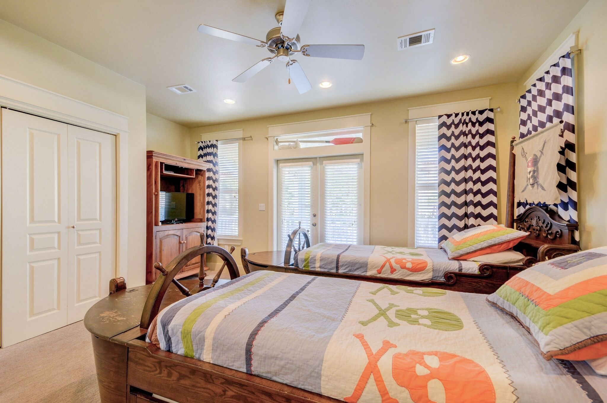 Private Room is a spacious bright bedroom