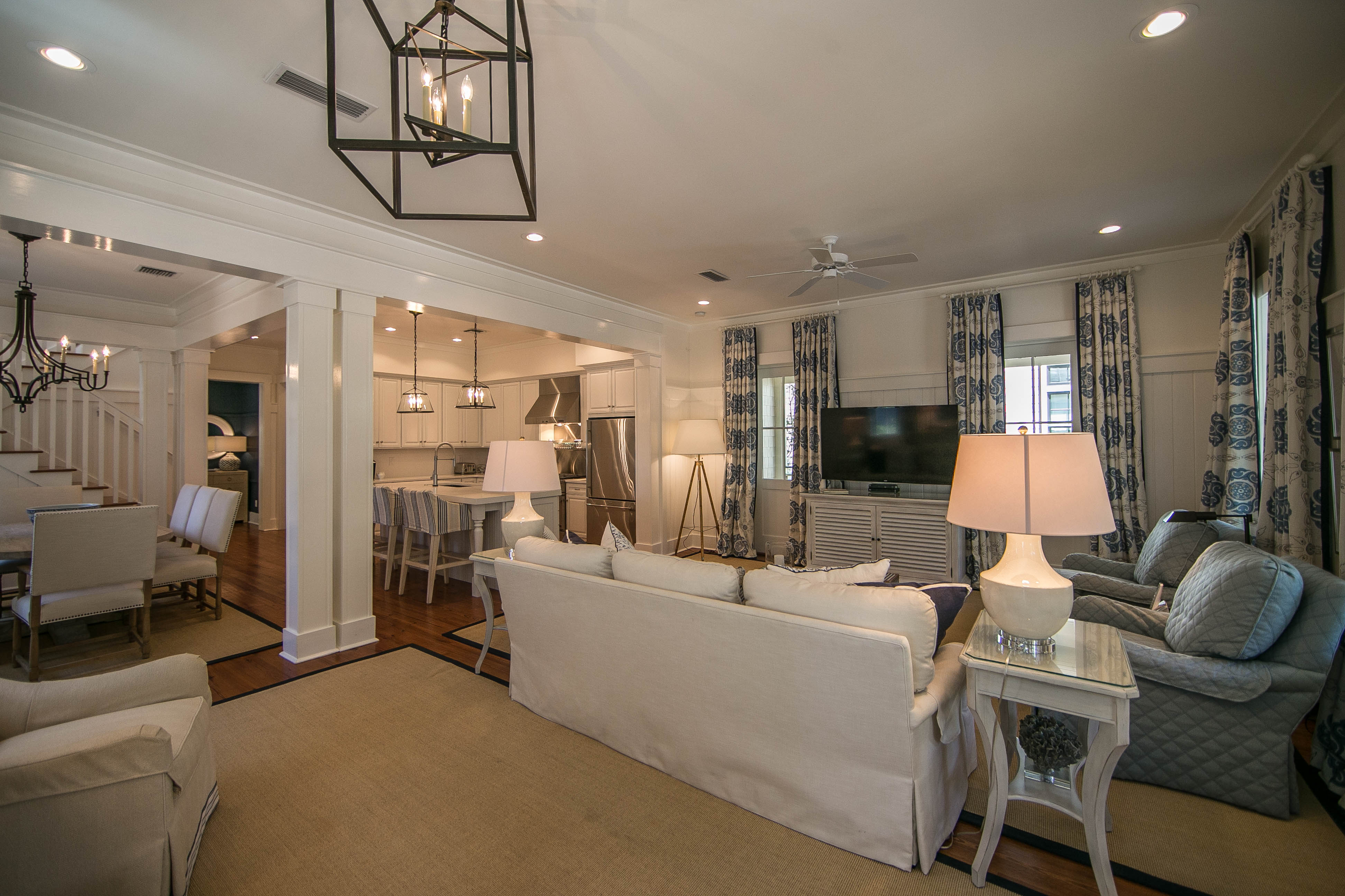 Wonderful, open concept living space
