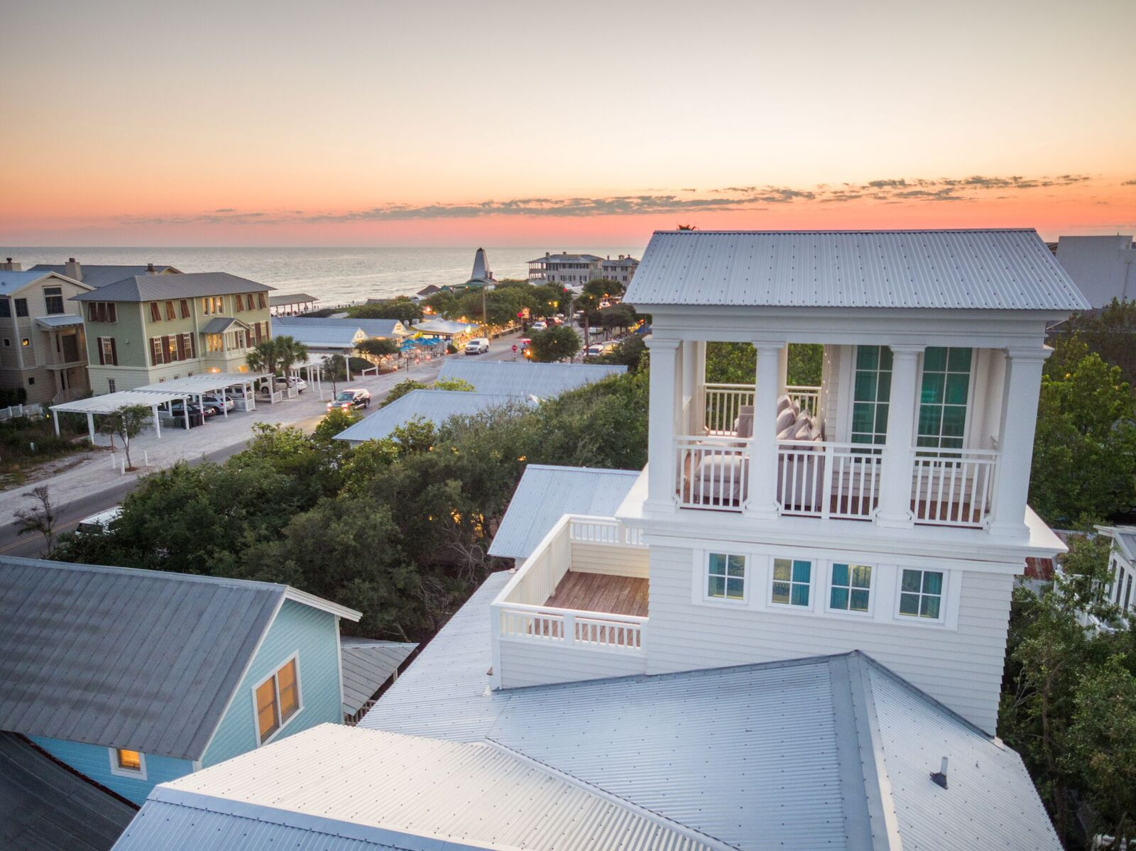 Breathtakingly gorgeous 23 E Ruskin Street, Seaside, FL - DON'T MISS OUT BOOK NOW!
