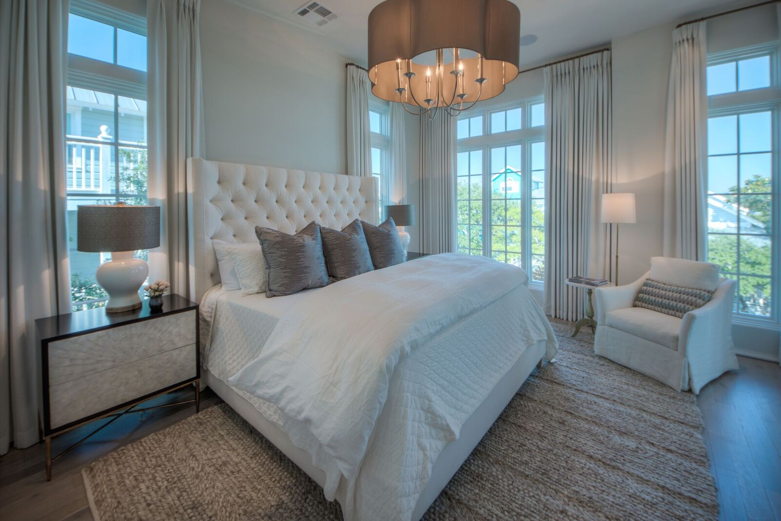Luxurious King Master Suite on the 2nd floor