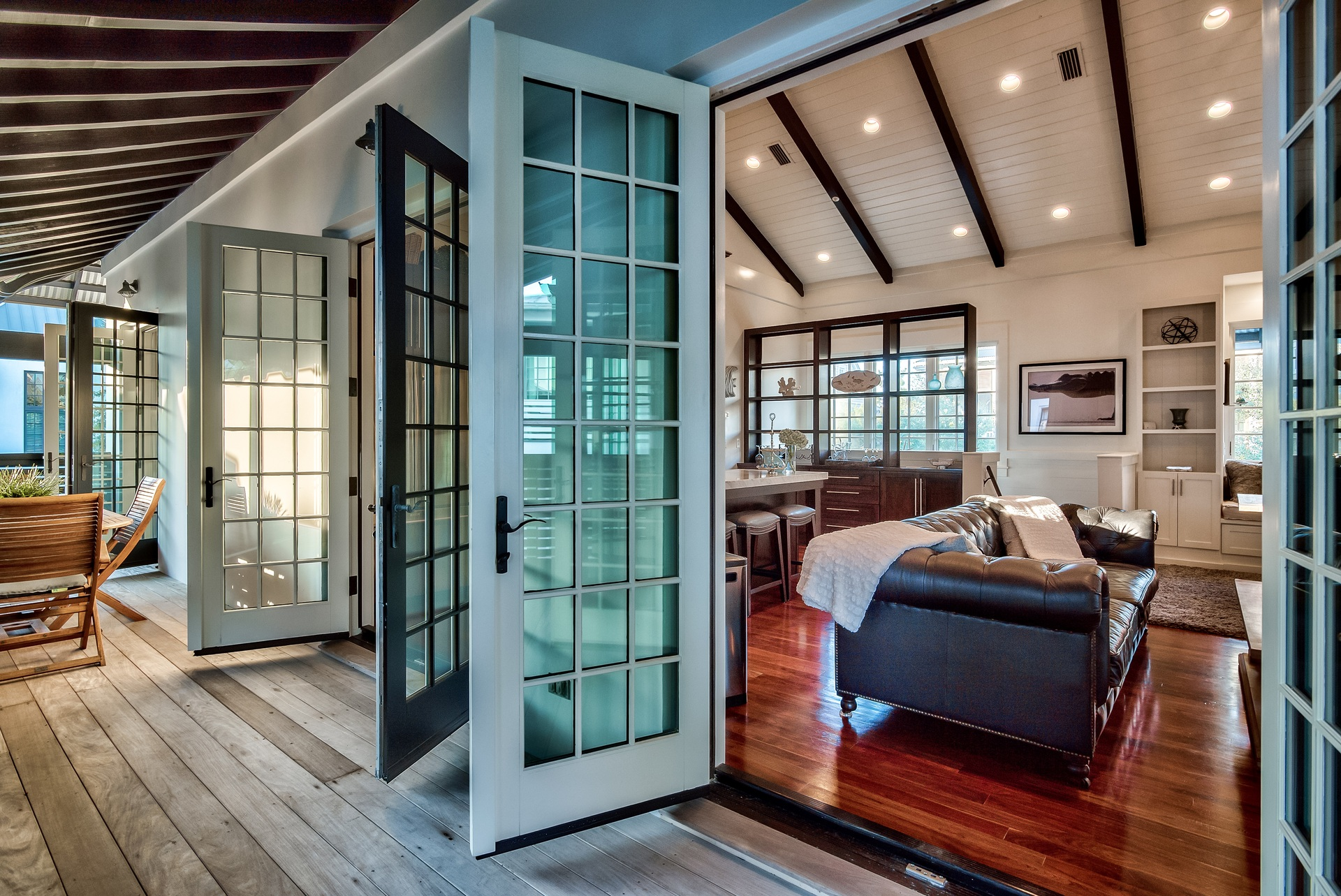 Amazing Large Balcony off of 2nd Floor Living Space