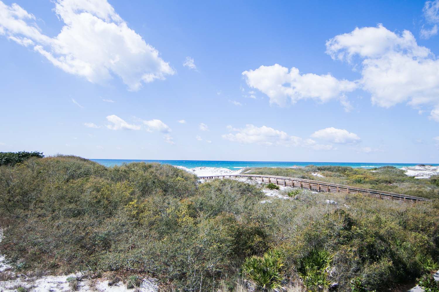 Unit 308 in Compass Point is the perfect location for your beach vacation!