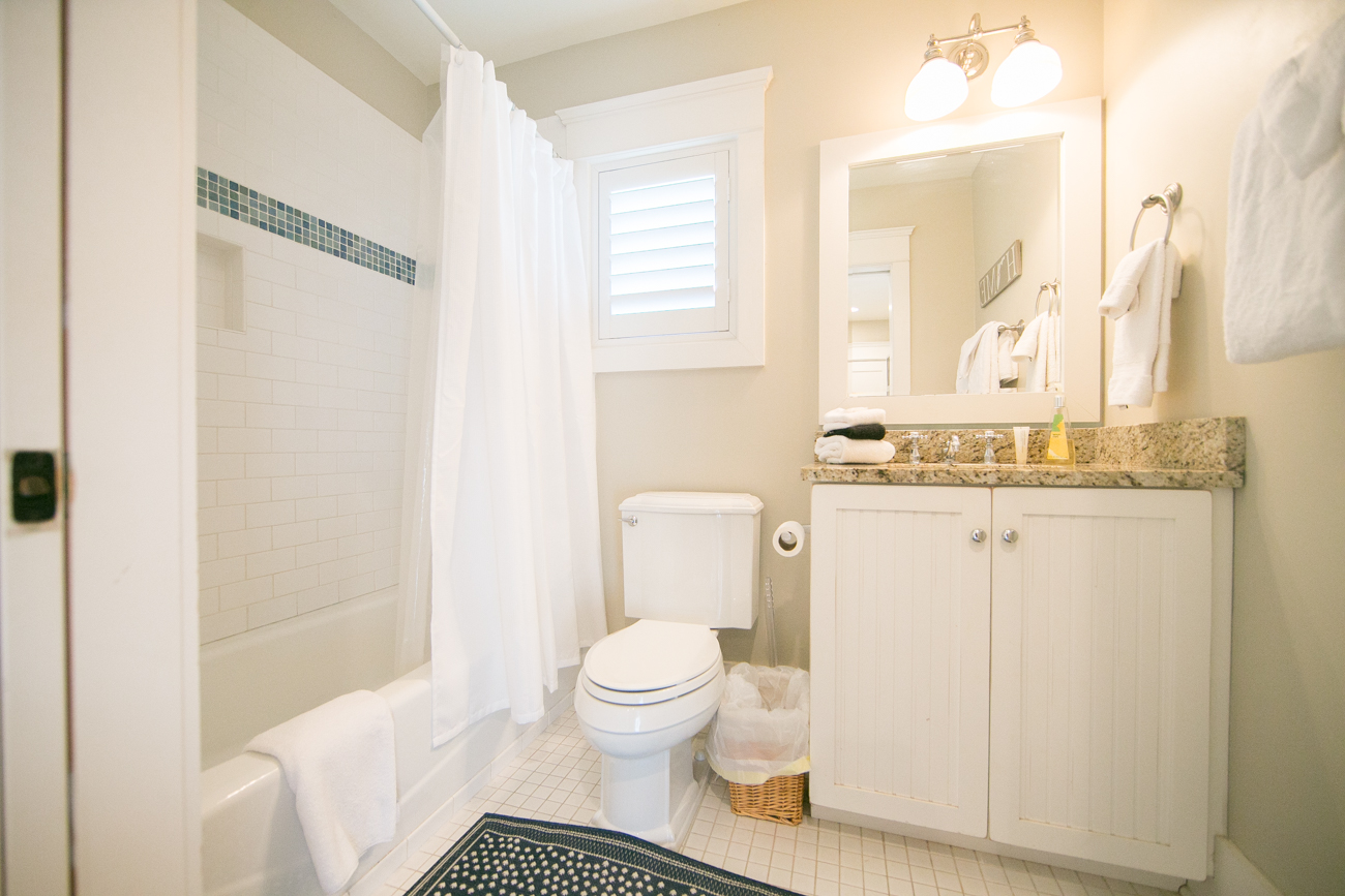Carriage House Tub/Shower Combo