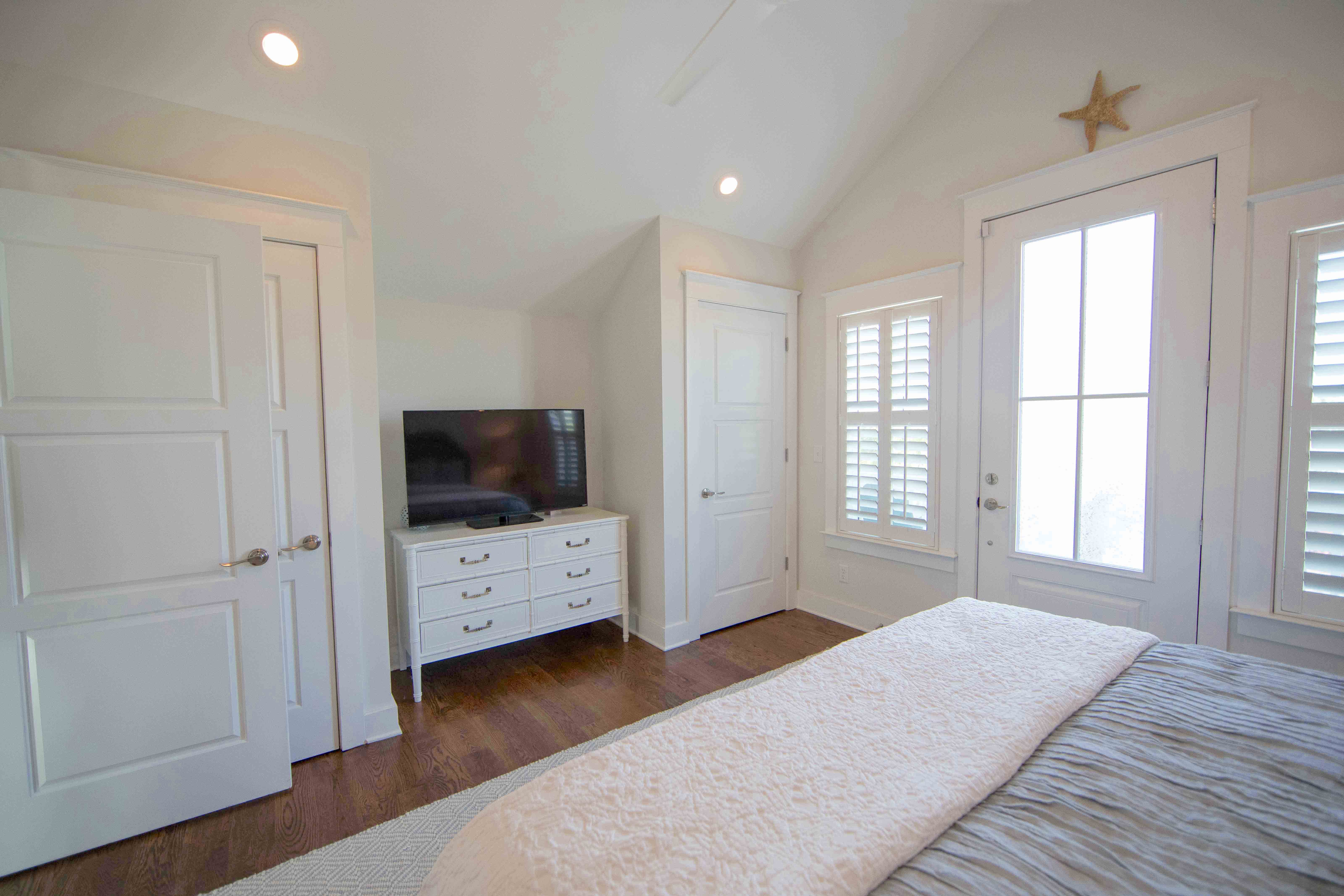 Plenty of closet space in this home
