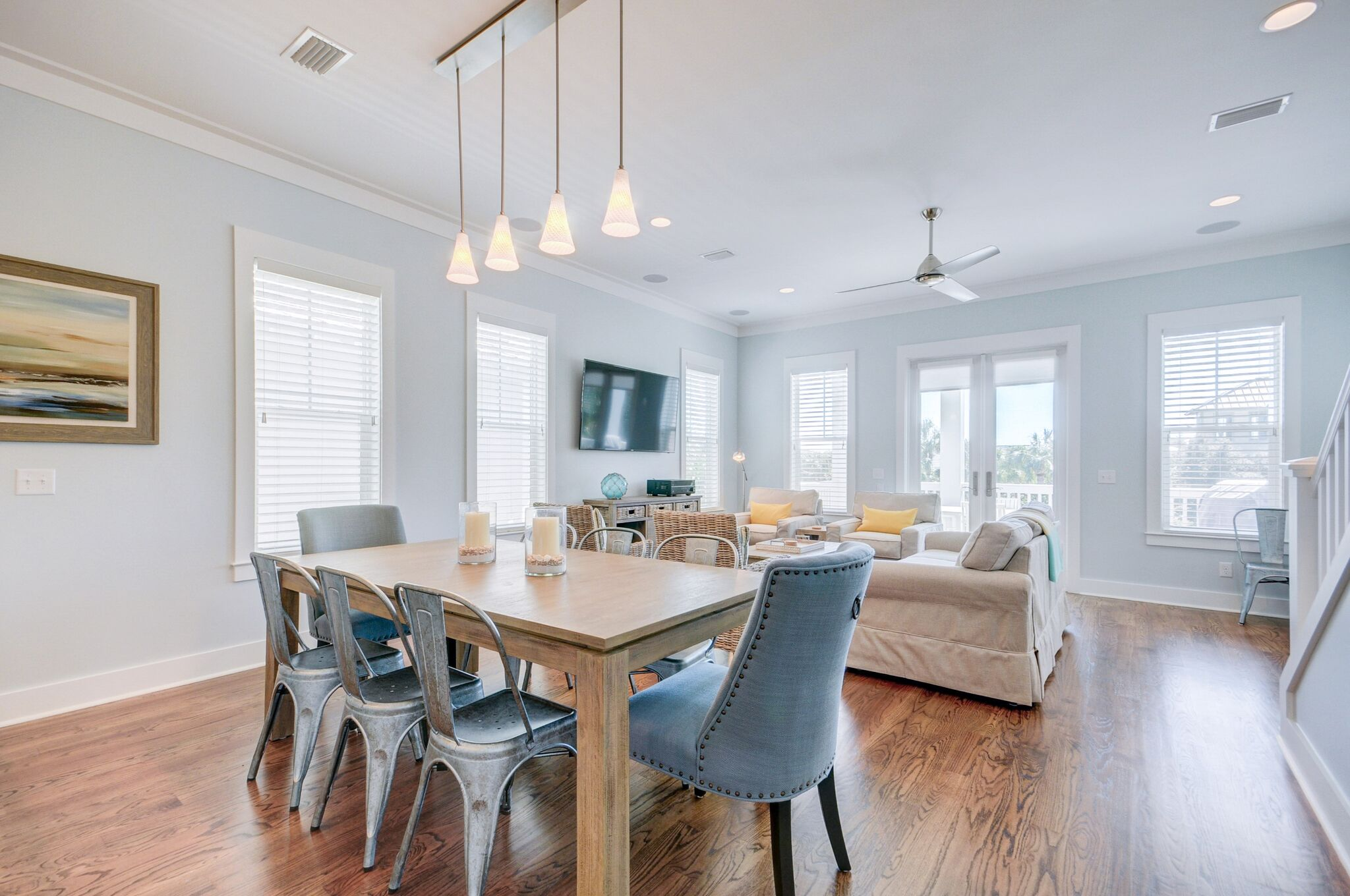 Dining Area on 2nd Floor for those fun family and friend dinners