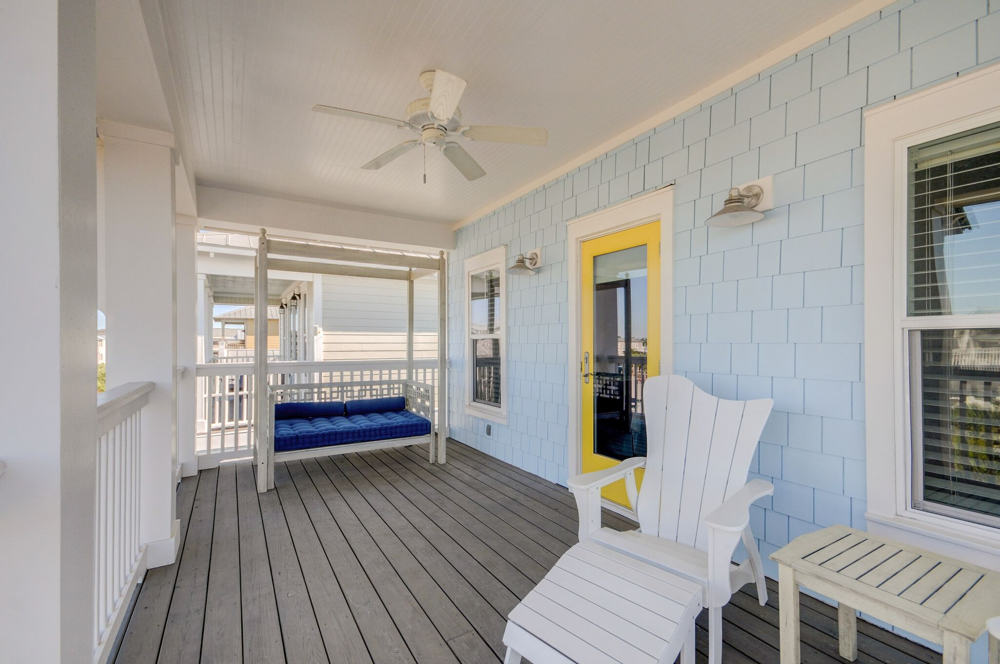 King Master Suite Balcony
