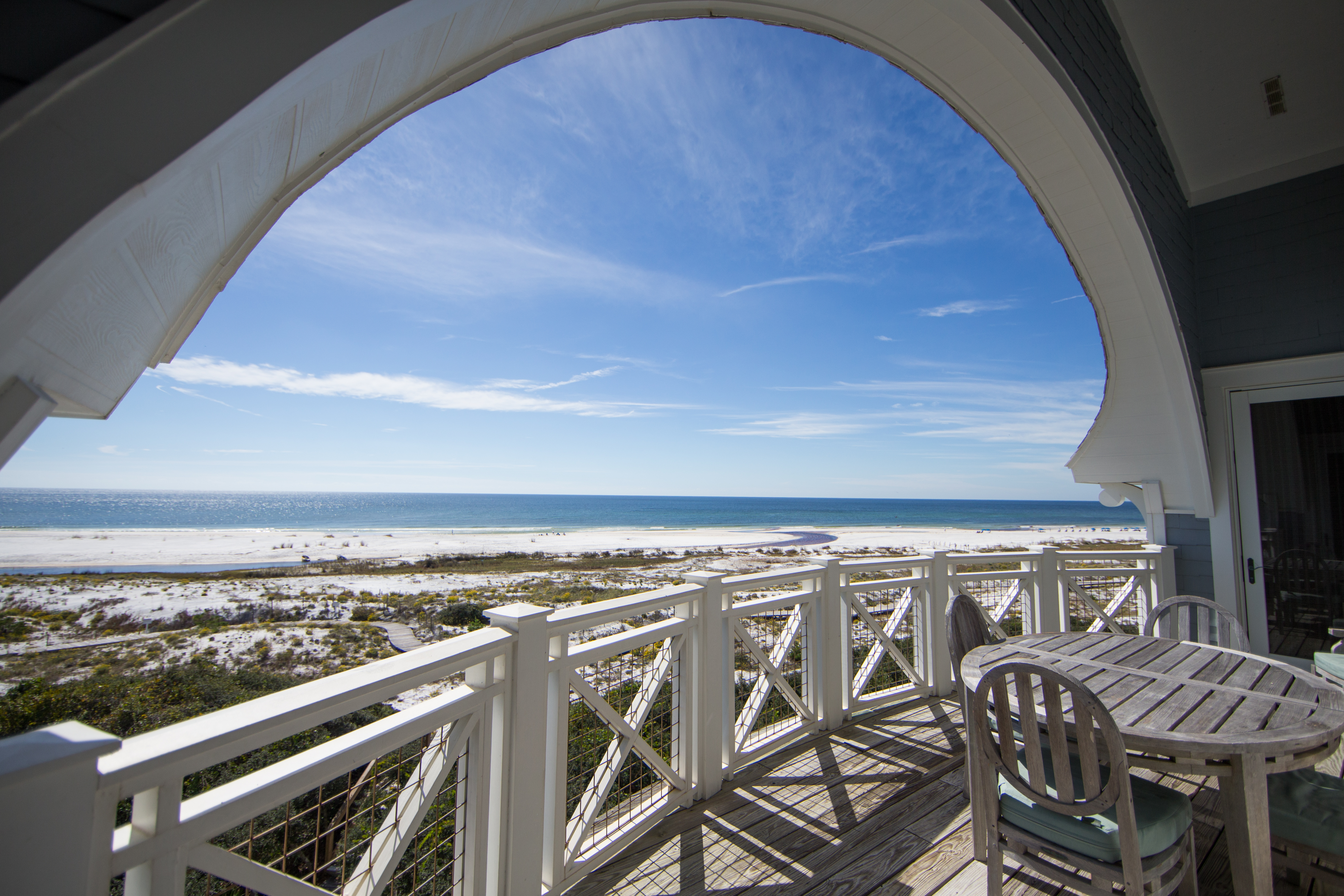 Relax, Renew, Recharge while watching stunning sunsets from the spacious gulf front balcony