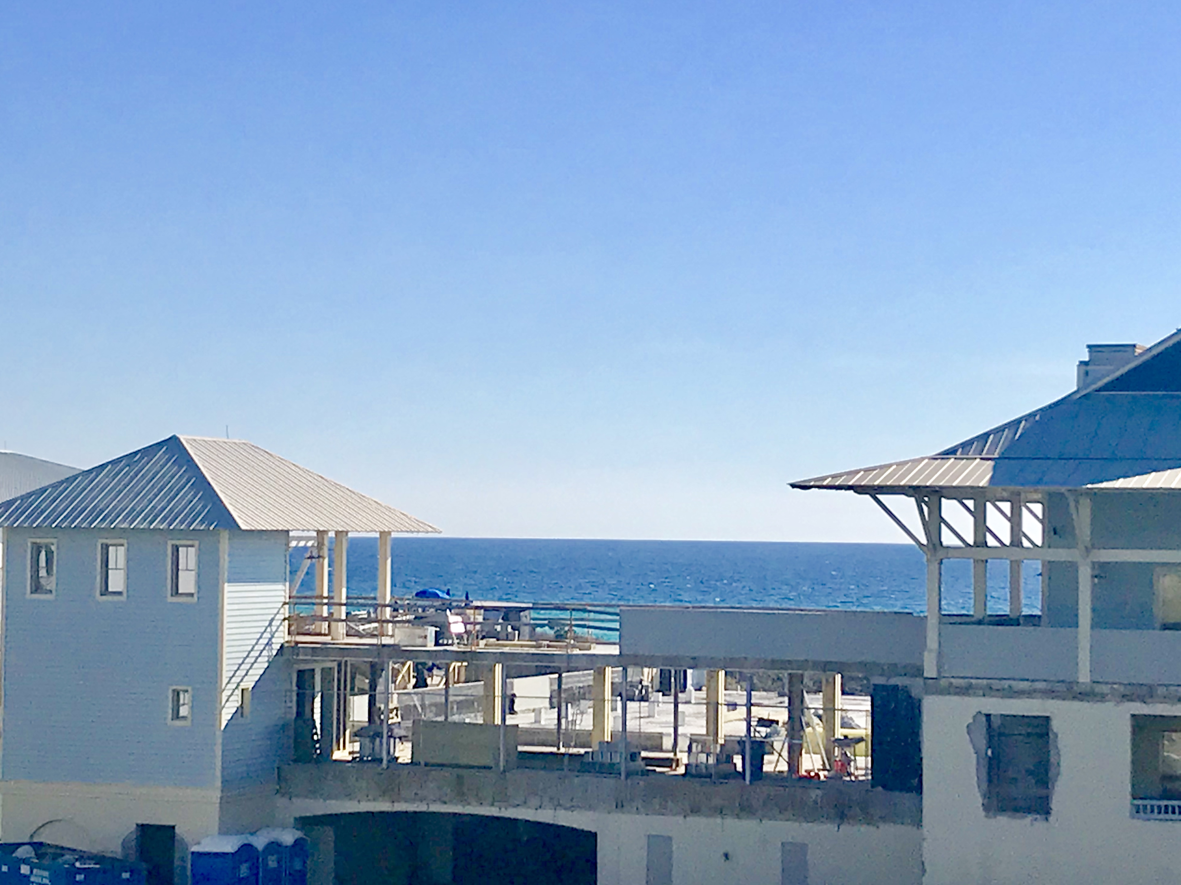 Gulf views from the private, master bedroom balcony!