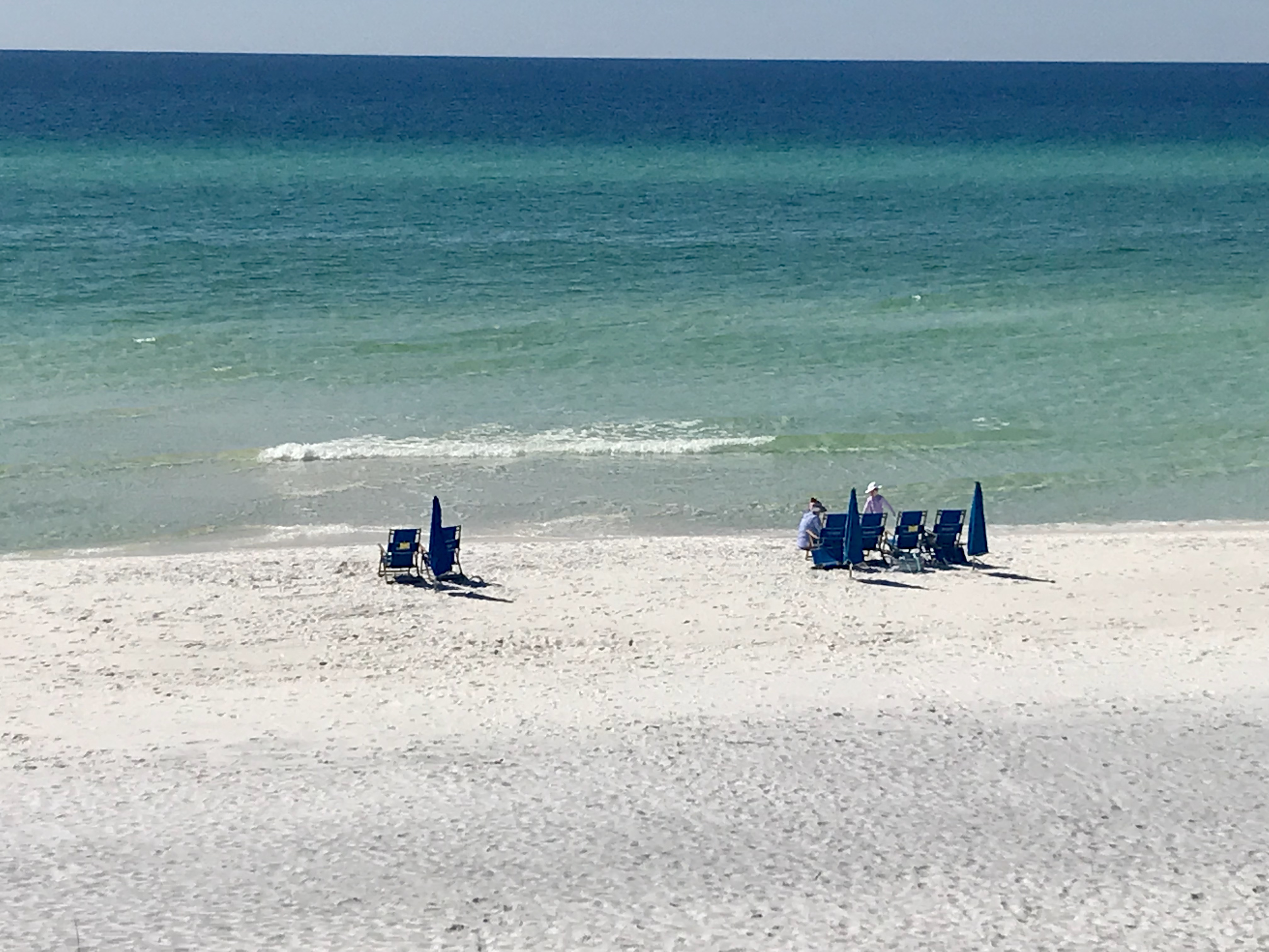 Soft white sands and blue-green gulf waters are waiting for you!