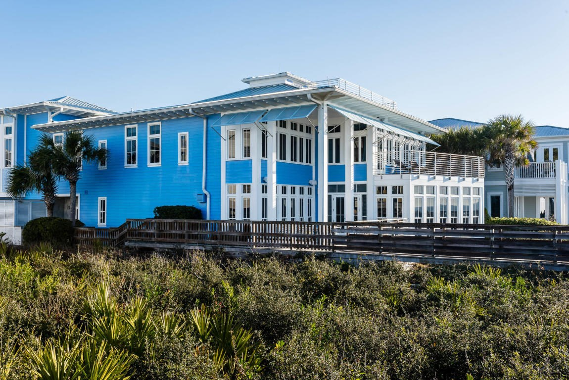 Expansive, Beach Front Home