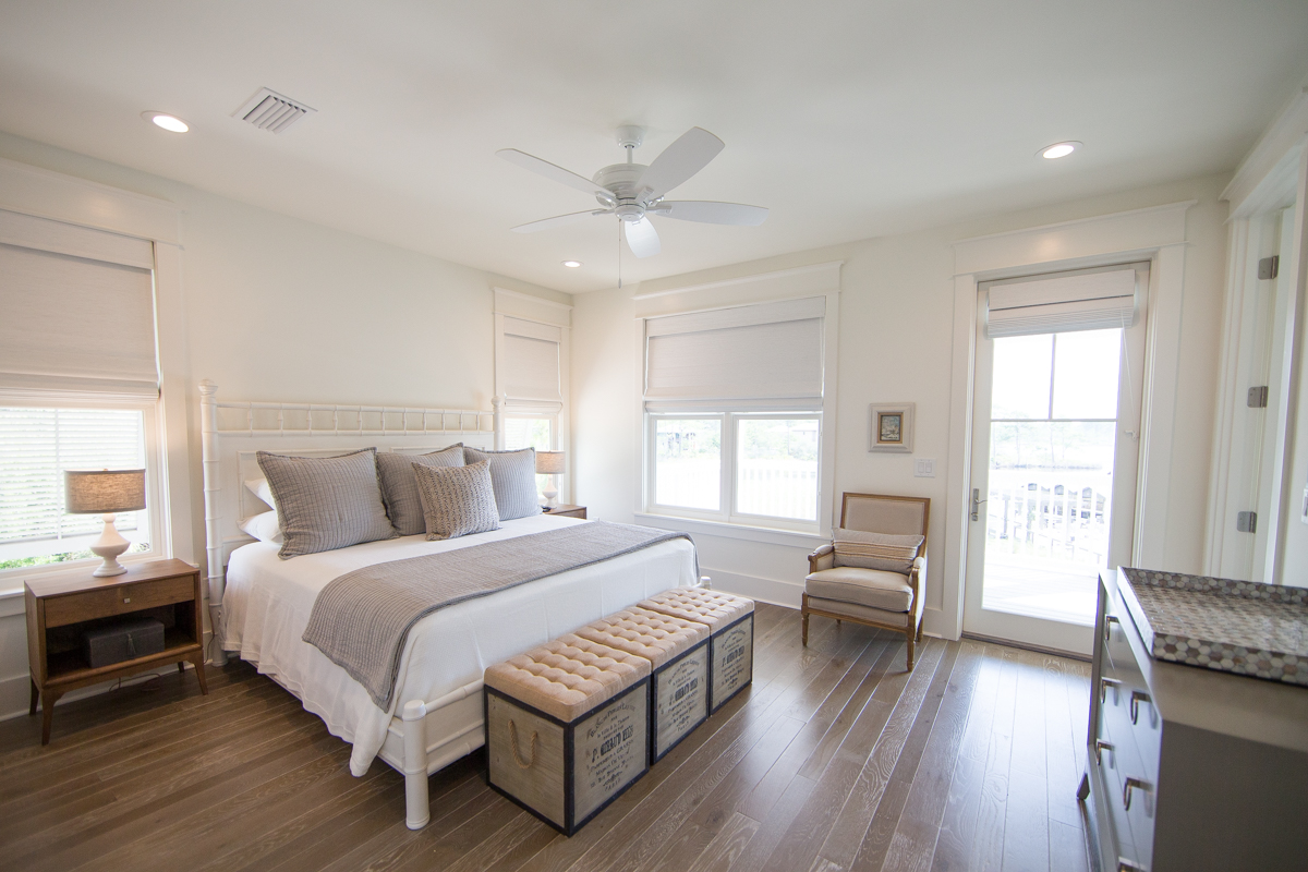 A second master bedroom is located on the 3rd floor