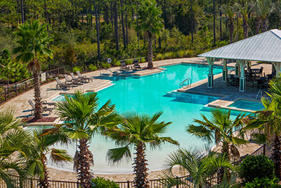 SNEAK PEEK | Community Pool Available When Booking Home at NatureWalk