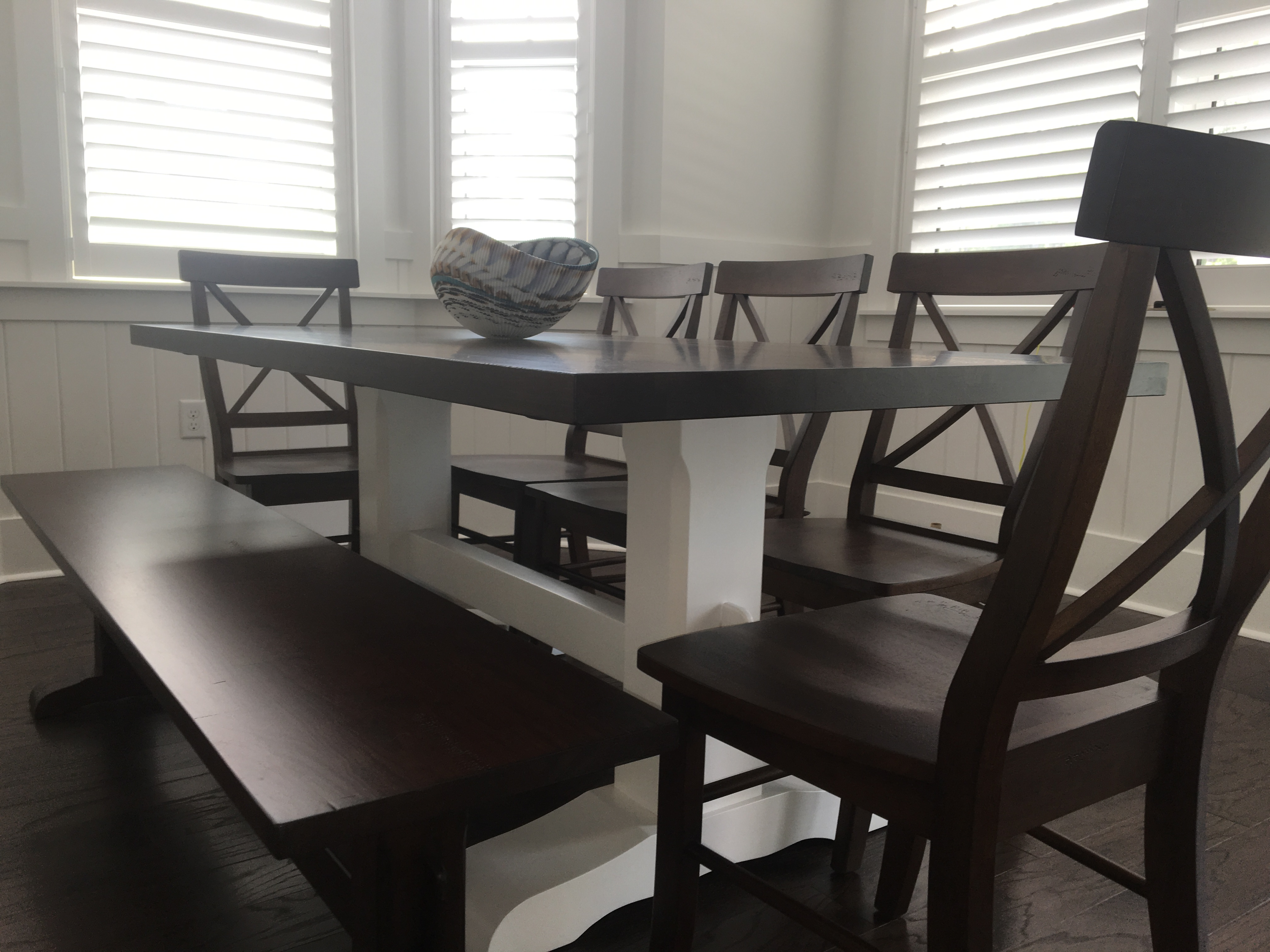 SNEAK PEEK | Custom Dining Table