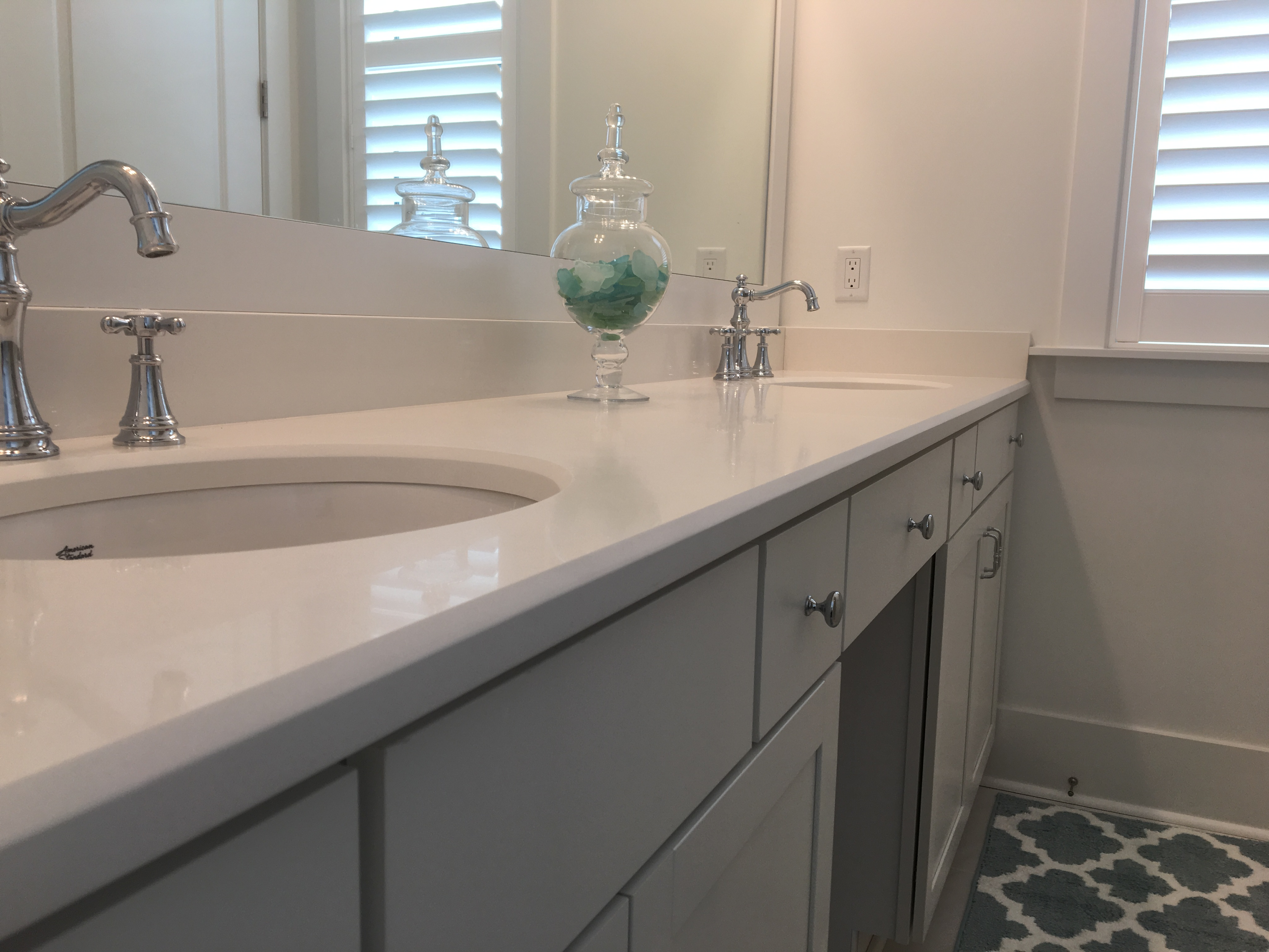 SNEAK PEEK | Ensuite Master Bathroom